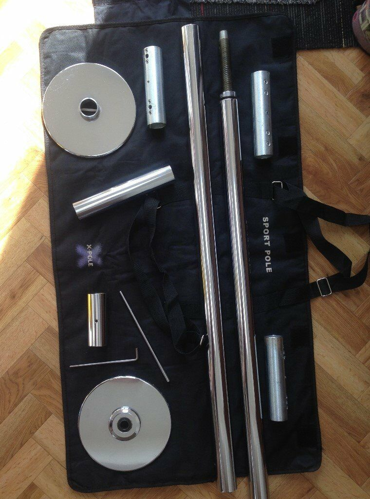 X pole sport 50mm Chrome