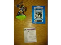Skylanders Spyros Adventure Figure Chop Chop As New Condition