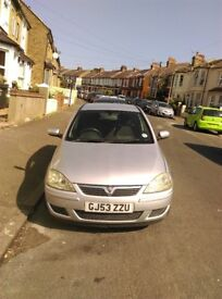 For Sale Vauxhall Corsa 1.4 Automatic. New MOT till July 2019. £1,100 no offers