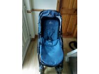 Venicci pram, car seat and stroller 3 in 1 system