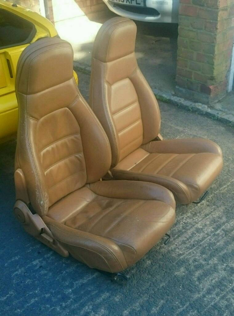 Mazda Mx5 Eunos Tan Leather Seats In High Wycombe Buckinghamshire Gumtree