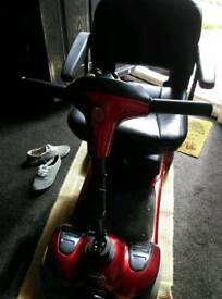 Mobility scootwe