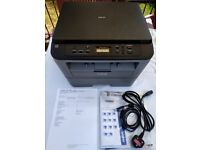 Brother DCP L2500D Mono Laser All-in-one Printer. Excellent used condition.