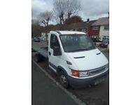 IVECO Daily 2.3 hpi Recovery truck (2006)