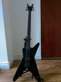 Dean Metalman Bass Guitar