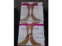 Sienna X polishing body scrub sachets (50 x 15ml)