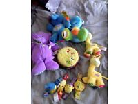 Baby little tikes toy bundle