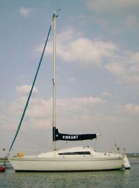 Jouet 760 Sailing Boat - Lifting Keel