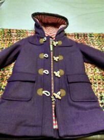 Brand new Boden girls coat