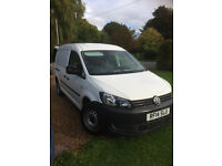 Volkswagen Caddy 1.6 C20 TDI panel van low miles awesome condition MOT and TAX