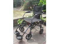 Travelite WheelChair with Carrier Bag