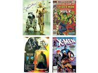 Star Wars SWAP for Comic Books