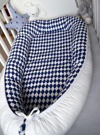 VILIANDI Double - Sided Baby Nest for Newborns/Babies, co-sleeper, sleeping nest, baby pod