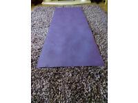 Standard Yoga Mat and Bag