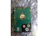 SATA 500gb HDD for laptop