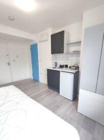 Bright studio flat in the heart of Neasden