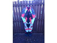 Motorbike leather Suit/Boots and gloves