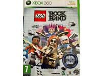 """LEGO ROCK BAND"" Xbox360 Excellent Game, is a real Bargain!"