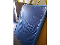 New Large office dividers in Blue / free standing office partitions