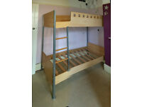 Ashcraft Childrens Bunk Bed without mattresses