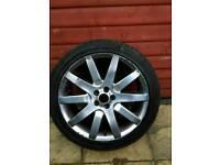 Mg apex alloy wheel 18
