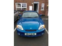 Hyundai coupe lovely condition