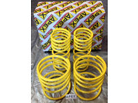 BRAND NEW APEX 30MM LOWERING SPRINGS TOYOTA MR2 MK2 SW20 TURBO NA 3SGTE 3SGE 3SFE £100
