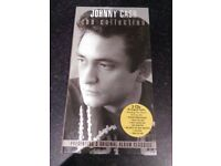 Johnny Cash the Collection - 3 Album Boxset NEW