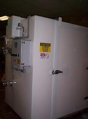 Blast Cabinet Freezer 153cf Co2 Or Nitrogen For Freezing Food