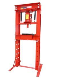 30 Ton Floor Standing Bearing Press (Bottle Jack Type)