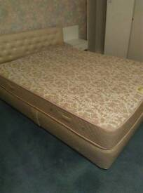 Four Foot Six Inch Double Divan Bed