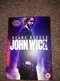 John wick 2 dvd