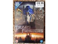 'TRANSFORMERS' Brand New Unopened DVD ** £1 **