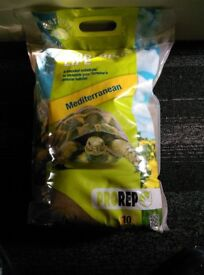Prorep tortoise life mediterranean substrate 3 x 10l bags