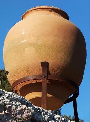 Flower Vase Clay Vase Amphora Terracotta Ceramics Container Antique House Garden