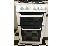 Zanussi Gas Cooker with separate grill