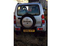 Suzuki Jimny 1.3 Petrol 4 x 4