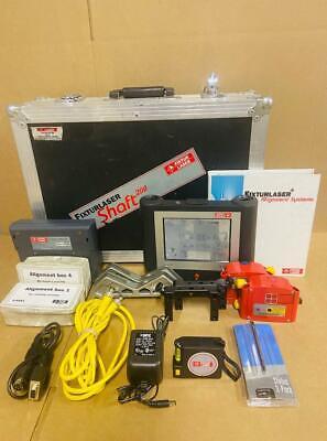 Fixturlaser Shaft 200 Du20 Laser Shaft Alignment System Vibralign