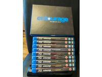 Entourage Blue Ray Box set