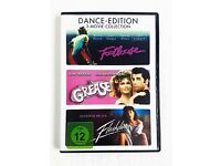 The Dance Edition: Footloose, Grease & Flashdance