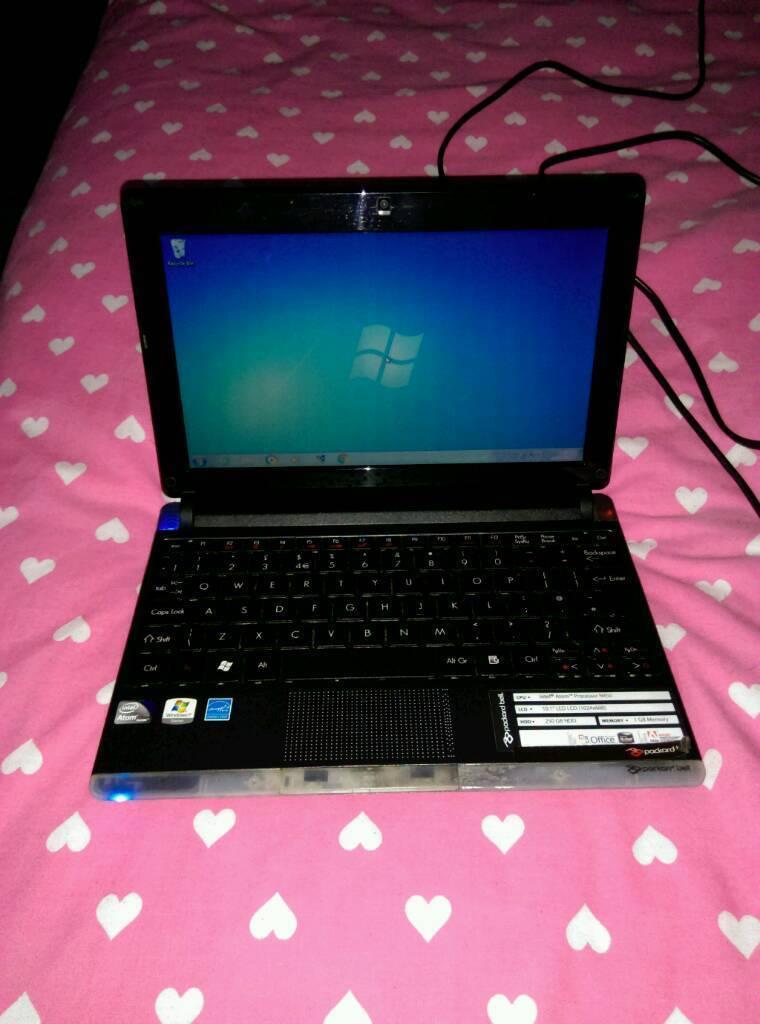 Packard Bell Windows 7 Laptop