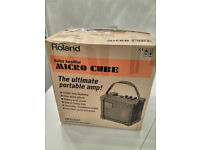 Roland MicroCube Personal Amplifier