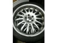 "20"" alloys audi a8 brabus mercedes vito ML"