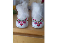 Baby Boots. Size 2-3