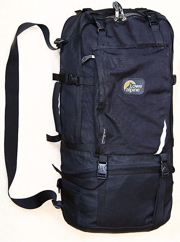 fe8baf092ae4 backpack rucksack hiking camping waterproof lowe alpine appalachian trekker  70L