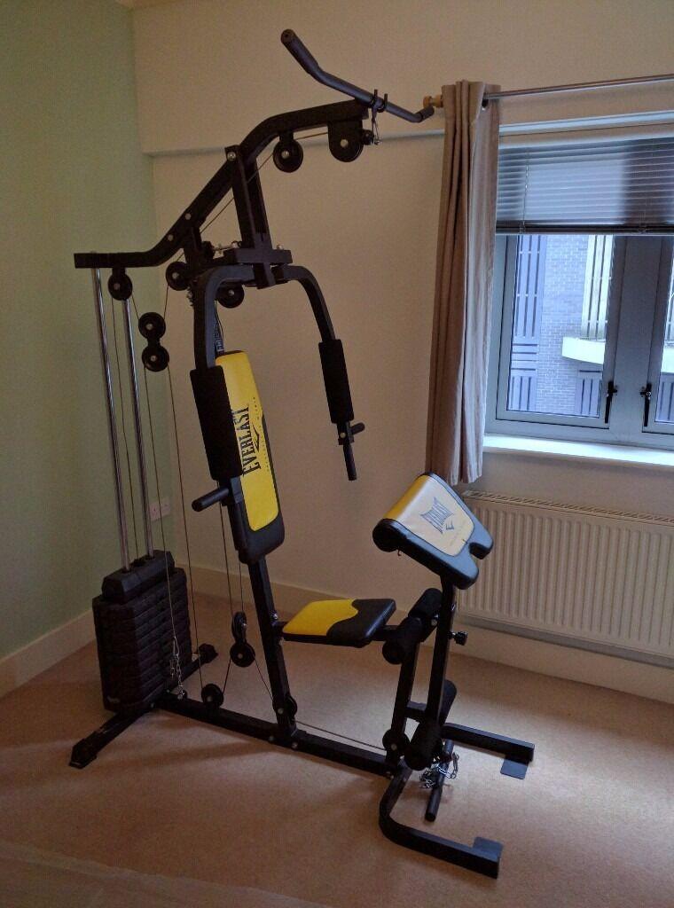 Everlast ev home gym in swindon wiltshire gumtree