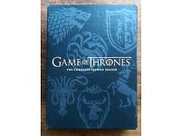 Game Of Thrones - Complete Season 2 [DVD 5-Disc Box Set] VGC