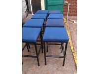 Office stools / staff stools / workmans stools / upholstery stool project