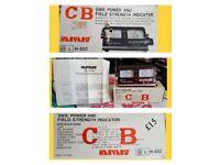 Various CB Radio Meters
