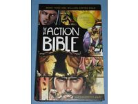 'The Action Bible' Hardback Graphic Novel